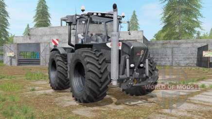 Claas Xerion 3800 Trac VC black für Farming Simulator 2017