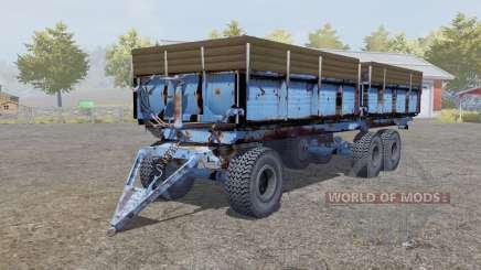 PTS-12, doux, bleu pour Farming Simulator 2013