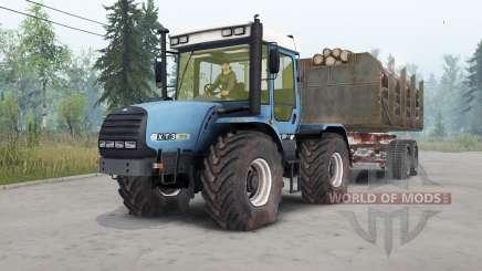 HTZ-17022 la couleur bleu pour Spin Tires