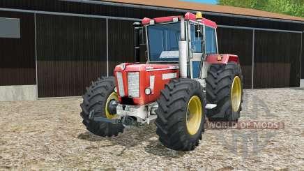 Schluter Super 1500 TVL Special pour Farming Simulator 2015