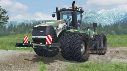 Case IH Steiger 600 camuffamento pour Farming Simulator 2013