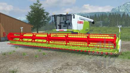 Claas Lexion 770 & Vario 1200 für Farming Simulator 2013