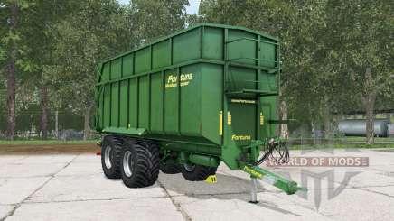 Fortuna FTM 200-6.0 dead weight 7130 kg. pour Farming Simulator 2015