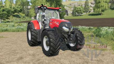 Case IH Maxxum more configurations pour Farming Simulator 2017
