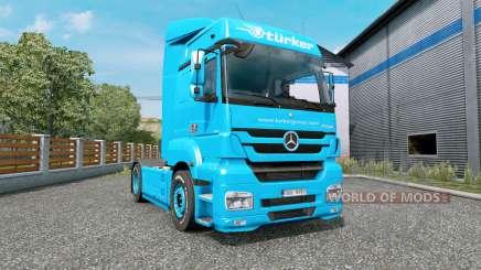 Mercedes-Benz Axor 1843 MegaSpace für Euro Truck Simulator 2