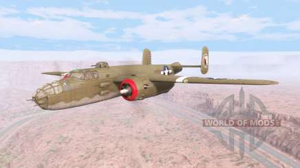 North American B-25 Mitchell v6.0 pour BeamNG Drive