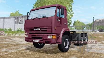 KamAZ-65116 Farbe für Farming Simulator 2017