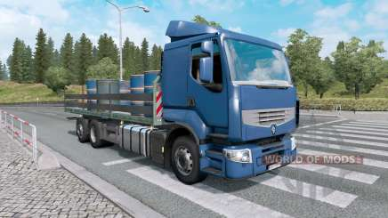 Truck Traffic Pack v3.7 für Euro Truck Simulator 2