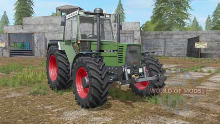 Fendt Favorit 600 LSA Turbomatik E pour Farming Simulator 2017