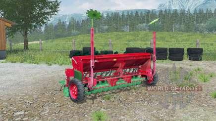 Unia Poznaniak 410-3 DXL für Farming Simulator 2013