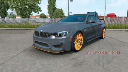 BMW M4 GTS (F82) 2016 für Euro Truck Simulator 2