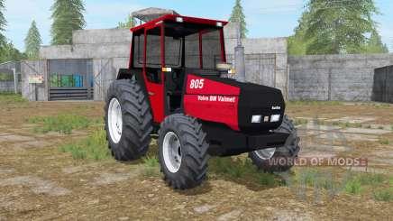 Valmet 805 für Farming Simulator 2017