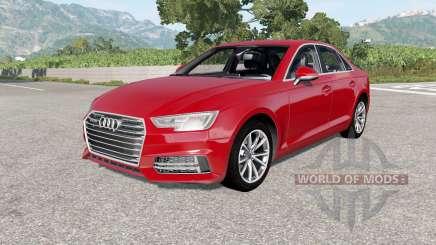 Audi A4 TFSI quattro (B9) 2016 pour BeamNG Drive