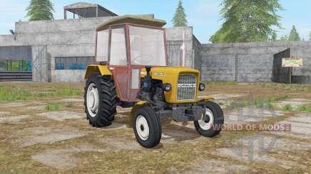 Ursus C-330 4x4 goldenrod für Farming Simulator 2017