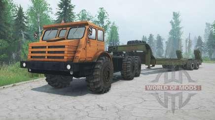 MoAZ-74111 für MudRunner