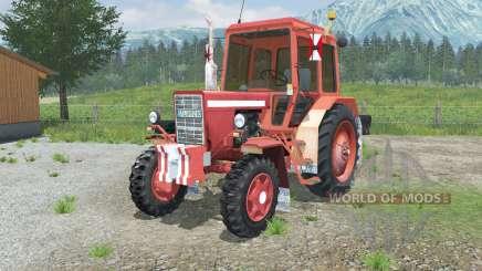 MTZ-82 Belarus mit animierten Elementen für Farming Simulator 2013
