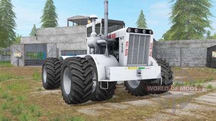 Big Bud KT 450 pour Farming Simulator 2017