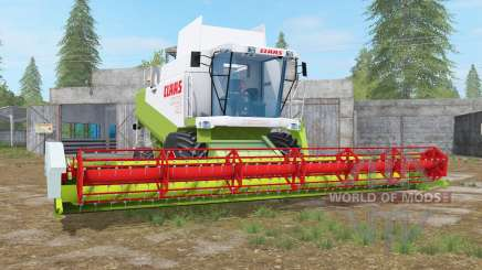 Claas Lexion 480 animated display für Farming Simulator 2017