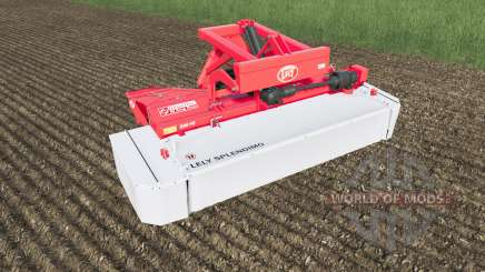 Lely Splendimo 320 FC pour Farming Simulator 2017
