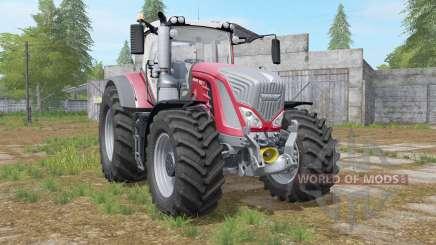 Fendt 900 Vario higher speed für Farming Simulator 2017