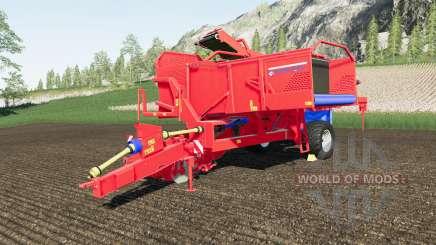 Grimme SE 260 StacMec pour Farming Simulator 2017