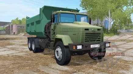 KrAZ-6510 neu gestrichen für Farming Simulator 2017