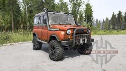 UAZ-31514 für MudRunner