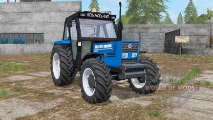 New Holland 110-90 science blue pour Farming Simulator 2017