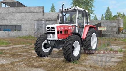 Steyr 8090A Turbo with configuration für Farming Simulator 2017