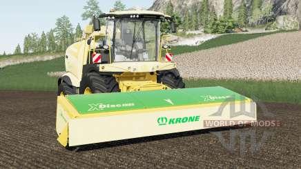 Krone BiG X 1180 pour Farming Simulator 2017