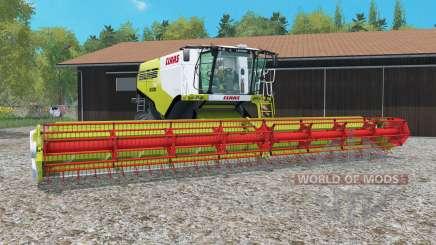 Claas Lexion 780 la rioja für Farming Simulator 2015