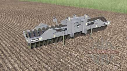 Holaras Stego 485-Pro meadow roller multicolor pour Farming Simulator 2017