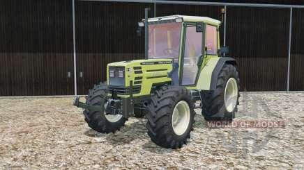 Hurlimann H-488 Turbo fronladerkonsole pour Farming Simulator 2015