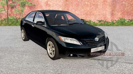 Toyota Camry (XV40) 2006 pour BeamNG Drive