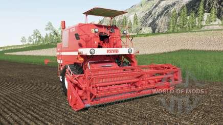 Fahr M1000 pour Farming Simulator 2017