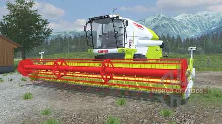 Claas Tucano 440 & Variꝍ 540 pour Farming Simulator 2013