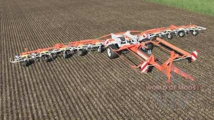 Pottinger Hit 12.14 T increased speed to 38 km-h für Farming Simulator 2017
