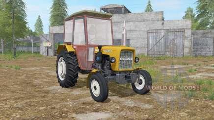 Ursus C-330 goldenrod für Farming Simulator 2017