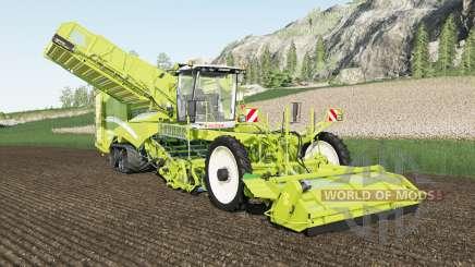 Grimme Varitron 470 Platinum Terra Trac für Farming Simulator 2017