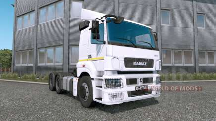 KamAZ-65206 (T26.42) für Euro Truck Simulator 2