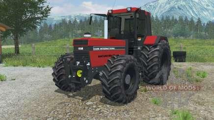 Case International 1455 XL tall poppy pour Farming Simulator 2013