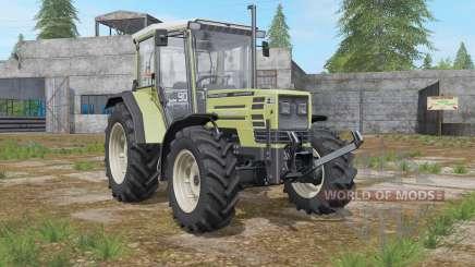 Hurlimann H-488 Turbo more exhaust smoke für Farming Simulator 2017