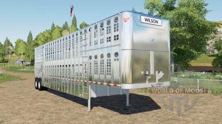 Wilson Silverstar high capacity für Farming Simulator 2017