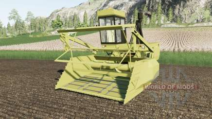 Fortschritt E 281-E multicolor pour Farming Simulator 2017