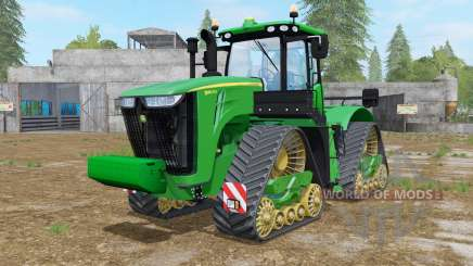 John Deere 9560RX north texas greeɳ für Farming Simulator 2017