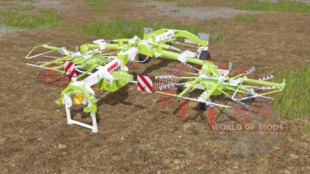 Claas Liner 2700 fixed bug with wheels pour Farming Simulator 2017