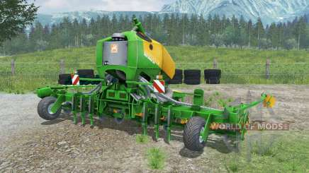 Amazone EDX 6000-2C fertilizer tank pour Farming Simulator 2013
