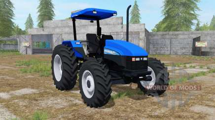 New Holland TL95E gradus blue für Farming Simulator 2017