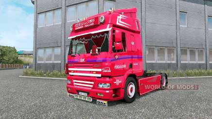 DAF CF Geranco v1.1 für Euro Truck Simulator 2