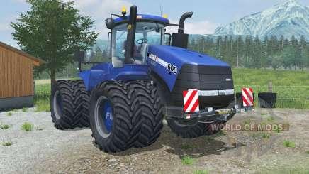 Case IH Steiger 600 hazard lights pour Farming Simulator 2013